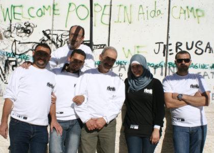 Riflessioni su un LUDOBUS in Palestina