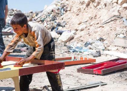 Educ-AZIONE: Educaid dà vita a nuovi progetti in Palestina