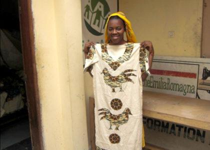 Cucirsi un futuro in Senegal