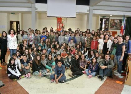 Festa finale dei laboratori di Pace – 16 maggio 2014