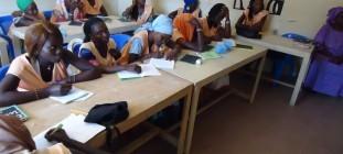 Educazione e lavoro per le ragazze di Dakar, Senegal – 2014
