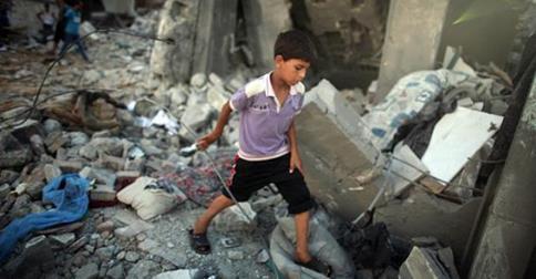 EducAid rientra a Gaza dopo 51 giorni di guerra