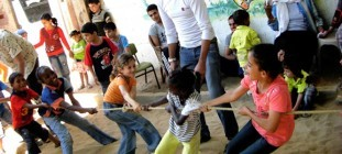 Ponti per i bambini di Gaza – 2008