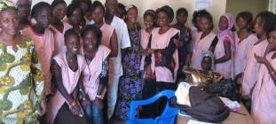 Promozione dell'inclusione educativa ed economica femminile nel Dipartimento di Guédiawaye-Senegal – 2009