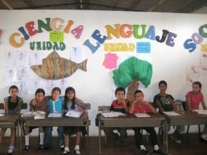 Rafforzando la scuola inclusiva a tempo pieno in Salvador – 2012