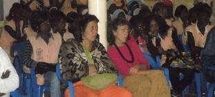 Scambio sulle politiche di miglioramento socio – economico – 2008