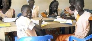 Percorsi educativi e professionali per l'empowerment di giovani donne escluse dal sistema scolastico nella banlieue di Dakar – 2012