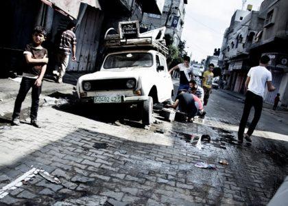 Le attività, i progetti e la situazione di Gaza City