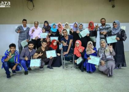 """Consegna dei certificati ai peer-counsellors di Gaza formati nel progetto """"Peer to Peer"""""""