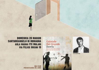 """Presentazione del libro """"Dawla"""" di Gabriele Del Grande"""