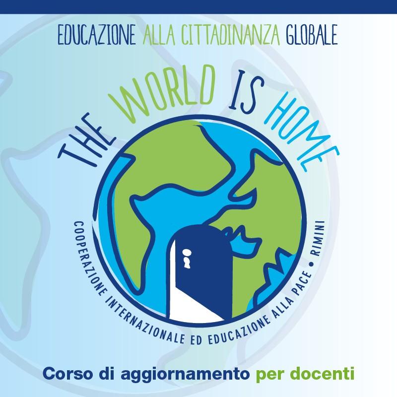 The World is Home – Corso di aggiornamento per docenti
