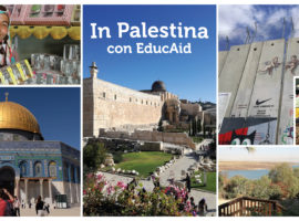 In Palestina con Educaid