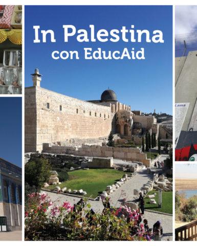 Pasqua in Palestina con EducAid