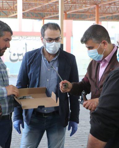 Covid-19 emergency in the Gaza Strip