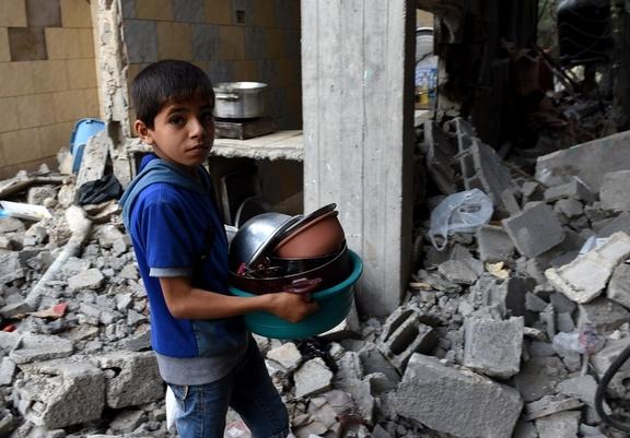 Raccolta fondi per la popolazione civile di Gaza